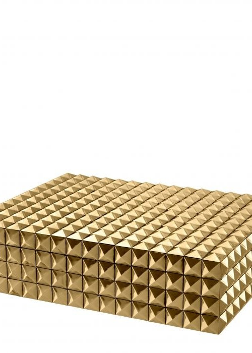 Eichholtz Studs Box Gold L