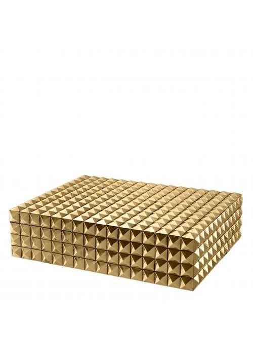 Eichholtz Studs Box Goud L