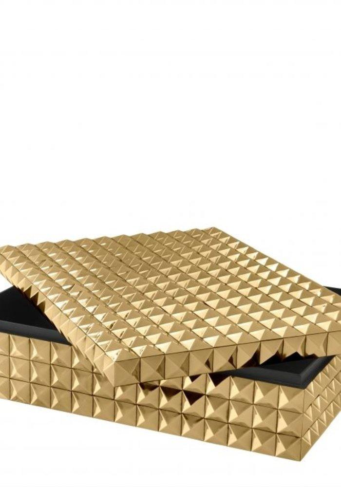 Studs Box Goud L