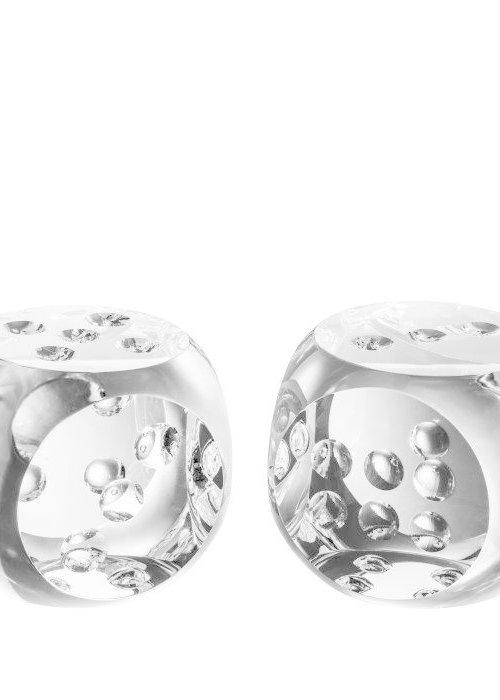 Eichholtz Crystal Dice - Set of 2