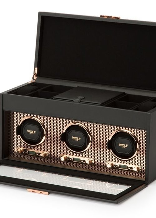 Wolf Watchwinder - Rose XL