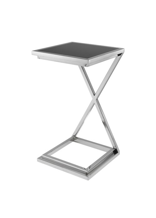 Eichholtz Side Table - Cross Silver