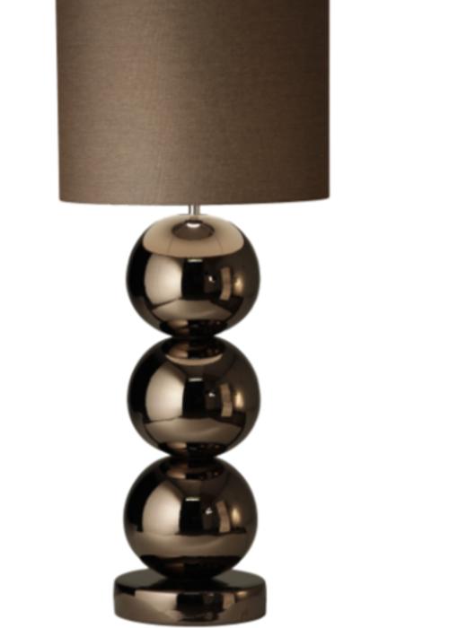 Tafellamp Milano - 3 x  Bol