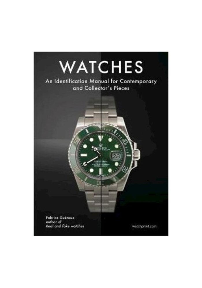 Boek - Watches - An Identification Manuel for Contemporary and Collector's piece