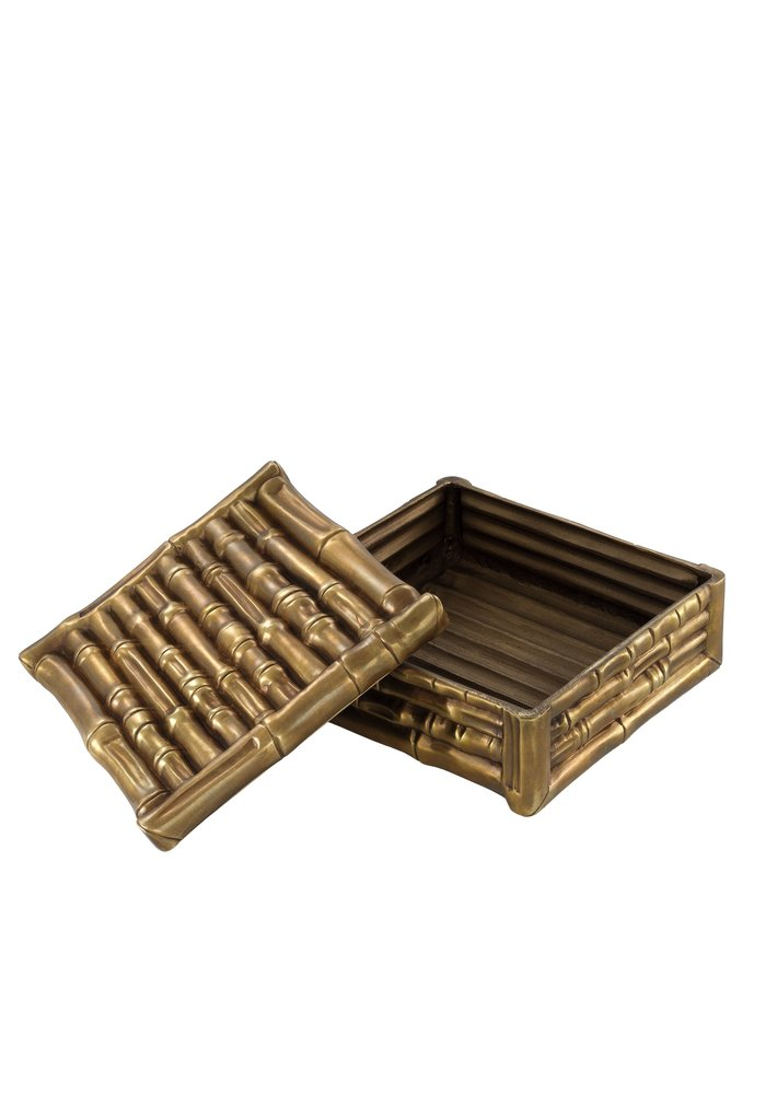 Box - Bamboo Gold