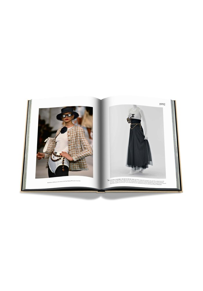 Livre - Chanel - La Collection Impossible