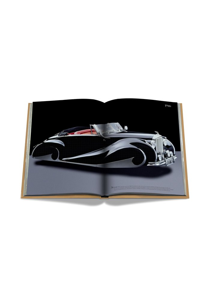 Livre - Bentley - The Impossible Collection