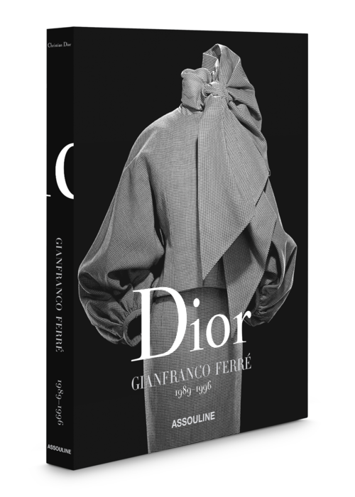 Book - Dior by Gianfranco Ferré