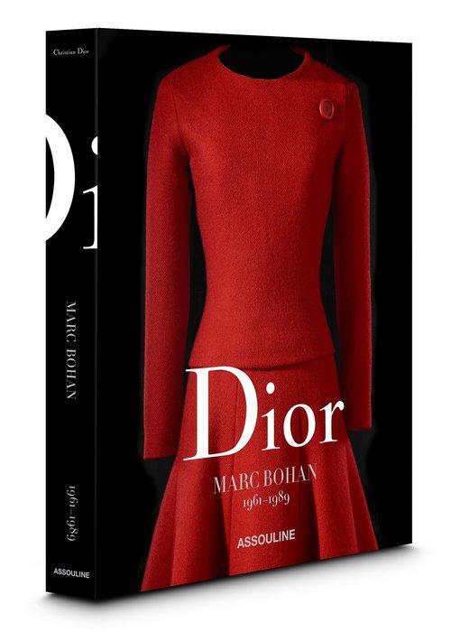 Assouline Dior by Marc Bohan