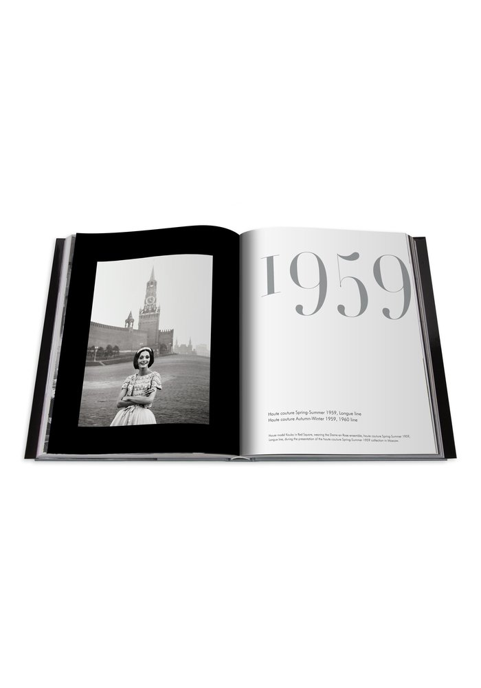 Book - Dior by Yves Saint Laurent