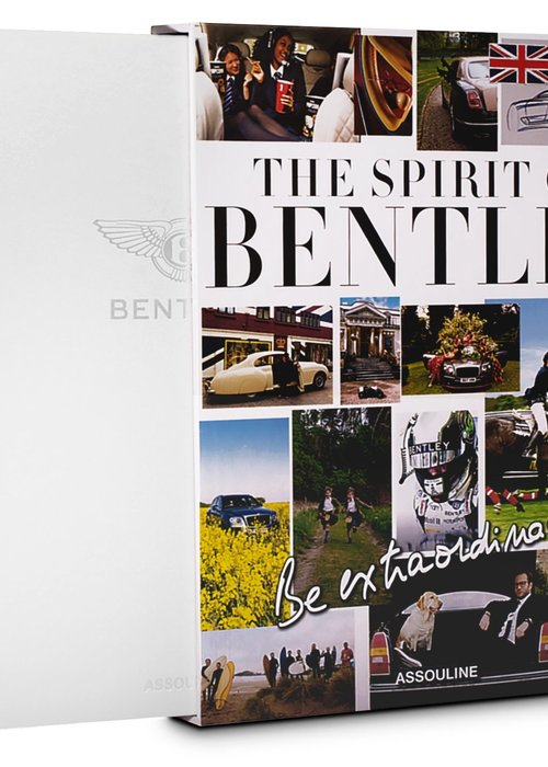 Assouline The Spirit of Bentley
