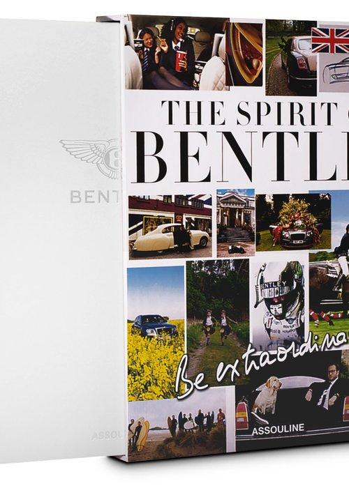 PRE-ORDER Boek - The Spirit of Bentley
