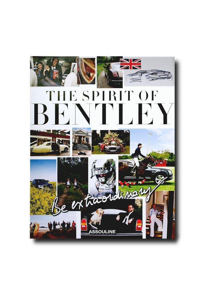 PRE-ORDER Livre - Be Extraordinary, The Spirit of Bentley