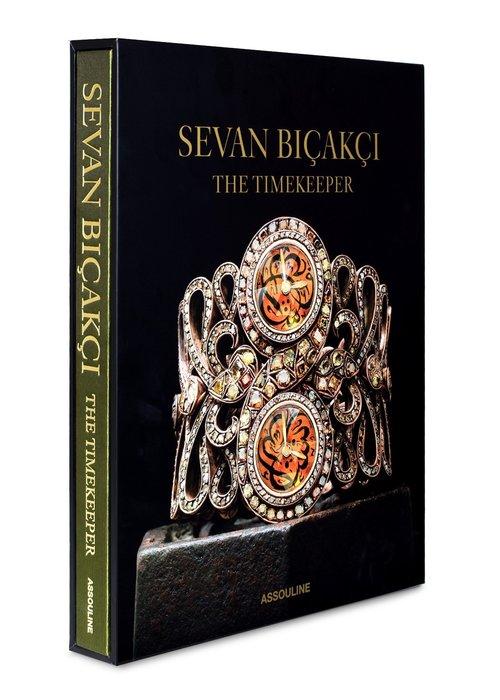Book - Sevan Biçakçi - The Timekeeper