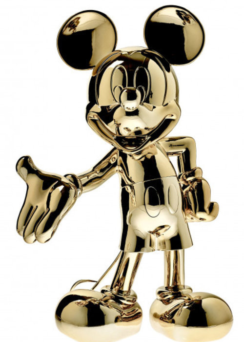 Disney Mickey Mouse -  Gold
