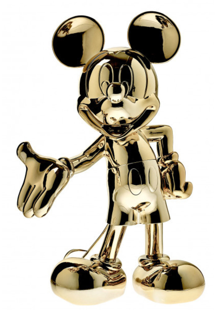 Mickey Mouse - Goud