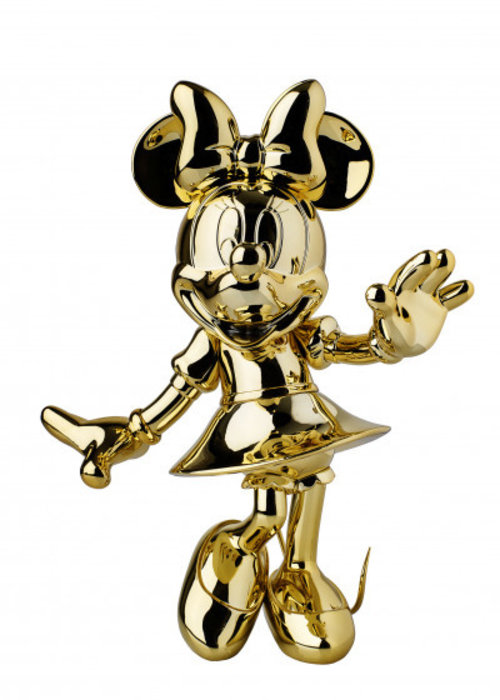 Disney Minnie Mouse - Goud