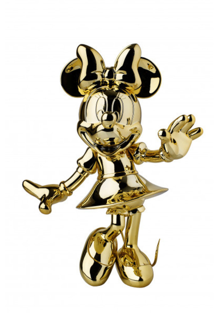 Minnie Mouse - Goud