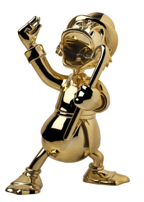 Disney PRE-ORDER -Uncle Scrooge - Mac Duck - Gold