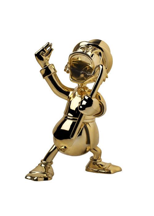 Disney Uncle Scrooge - Mac Duck - Goud