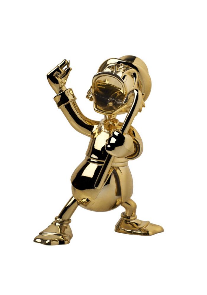 Uncle Scrooge - Mac Duck - Gold