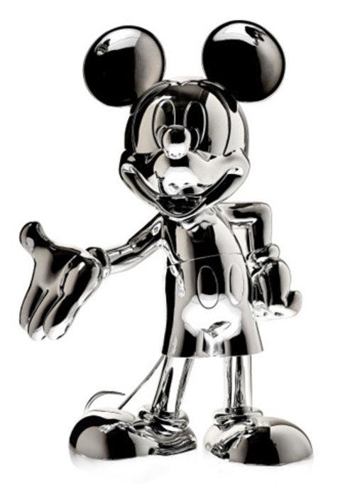 Mickey Mouse - Metallic Zilver