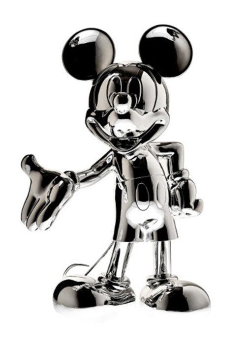 Disney Mickey Mouse - Metallic Zilver