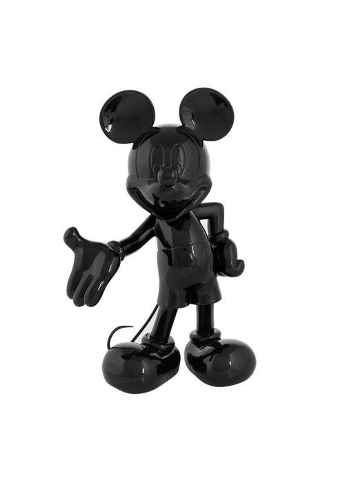 Disney Mickey Mouse -  Glossy Black