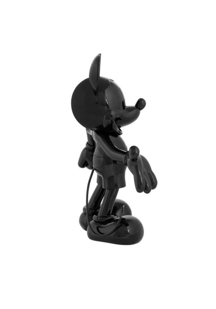 Mickey Mouse - Glossy Zwart