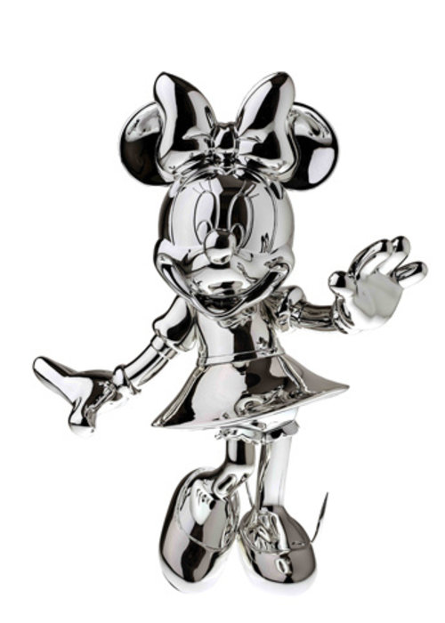 Disney Minnie Mouse - Metallic Zilver