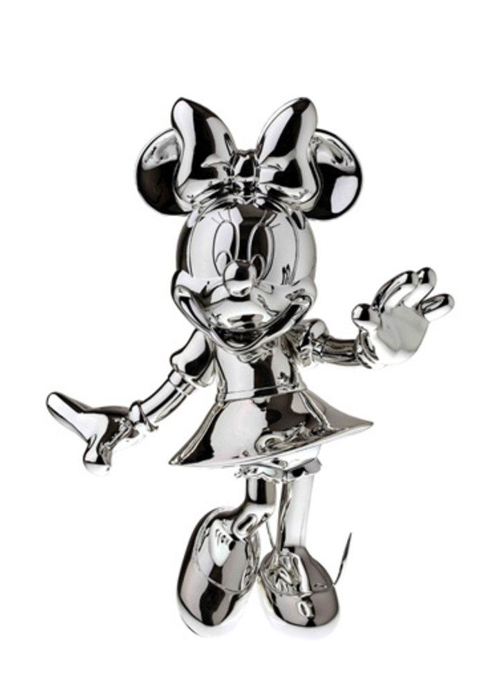 Minnie Mouse - Metallic Silver