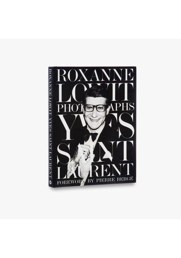 Yves Saint Laurent - Roxanne Lowit
