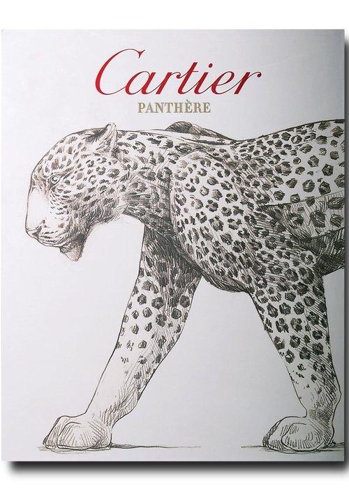 ✩ PRE-ORDER Boek - Cartier Panthère