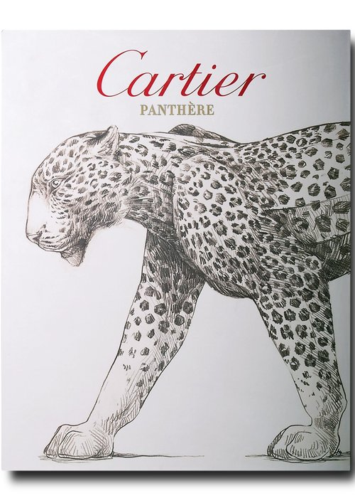 ✩ PRE-ORDER Book - Cartier Panthère