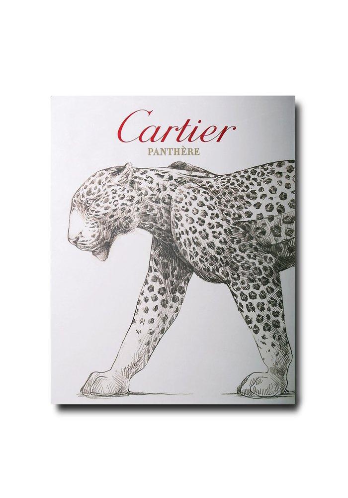 Boek - Cartier Panthère
