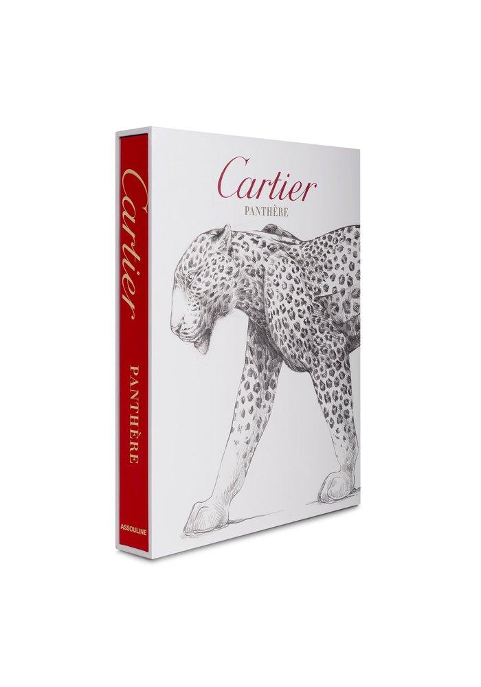 Livre - Cartier Panthère