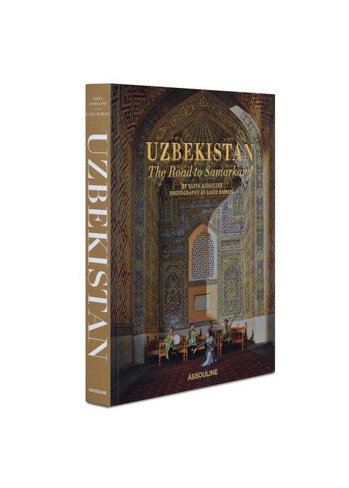Assouline Uzbekistan: The Road to Samarkand