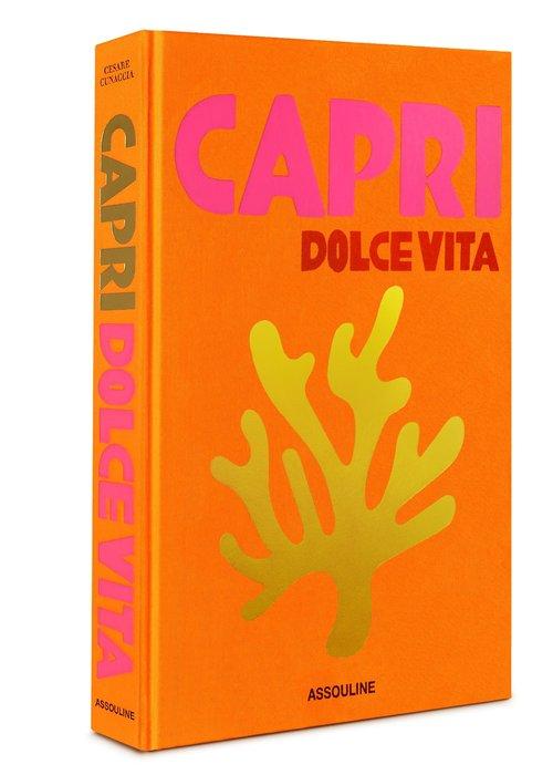 Assouline Book - Capri Dolce Vita