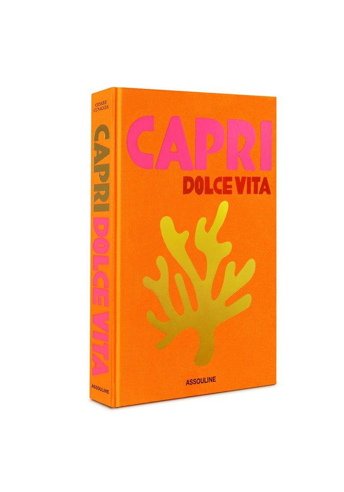Livre - Capri Dolce Vita