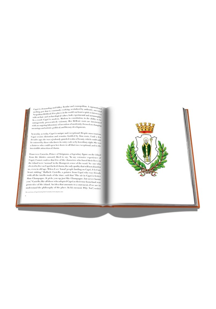 Book - Capri Dolce Vita