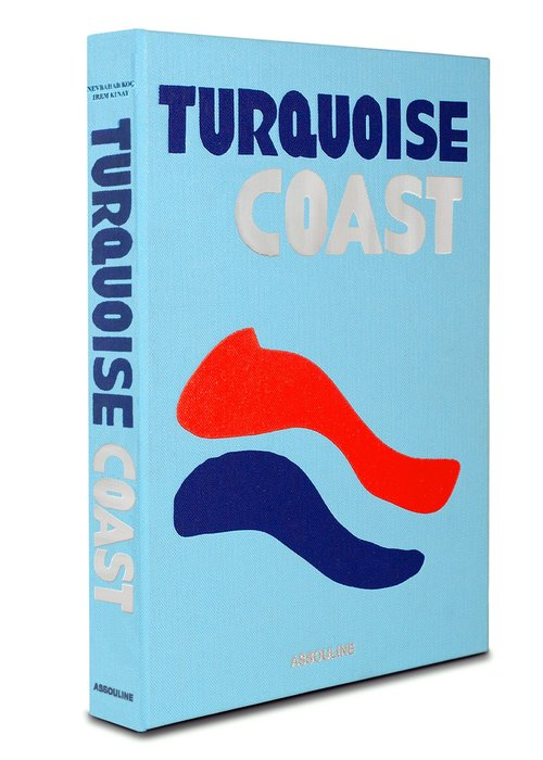 Boek - Turquoise Coast