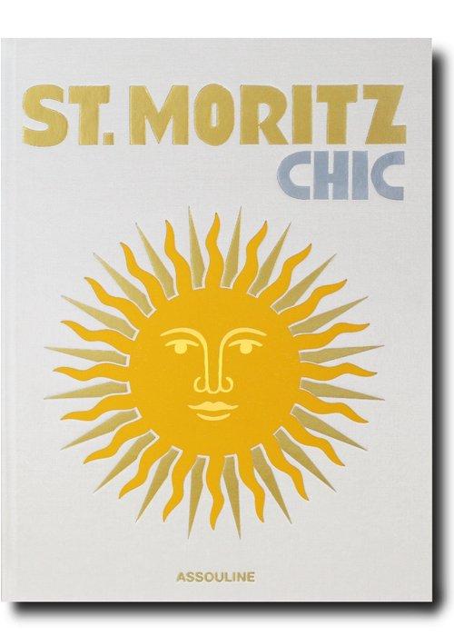 Livre - St. Moritz Chic