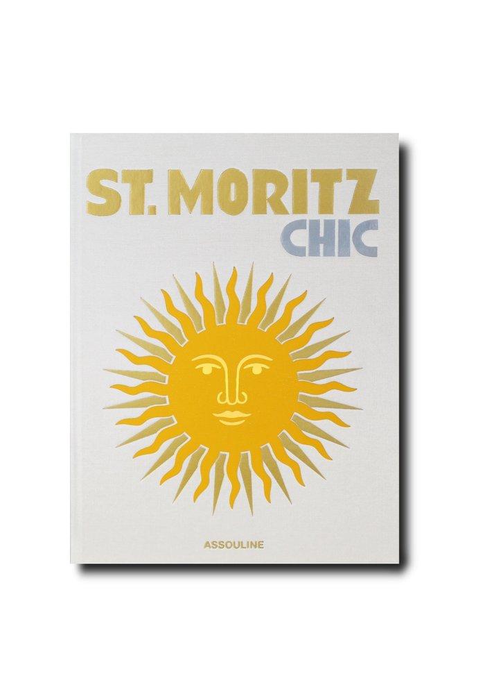 Boek - St. Moritz Chic