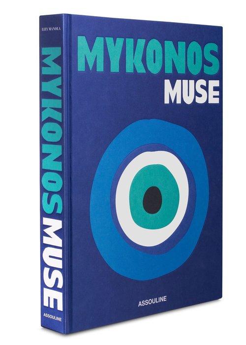 Boek - Mykonos Muse
