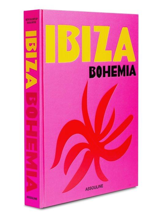 Assouline Book - Ibiza Bohemia
