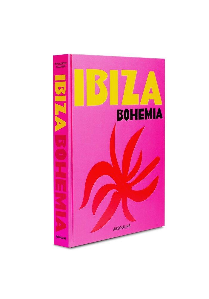Boek - Ibiza Bohemia