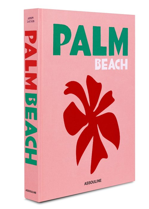 ✩ Boek - Palm Beach