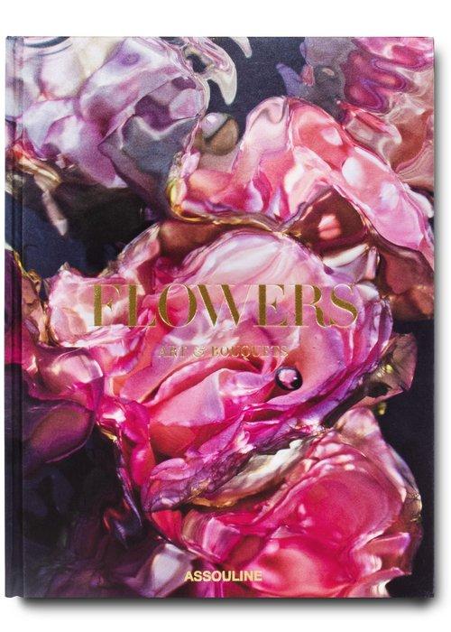 Livre - Flowers: Art & Bouquets