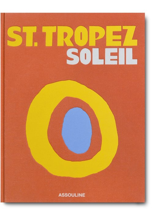 Assouline Book - St. Tropez Soleil
