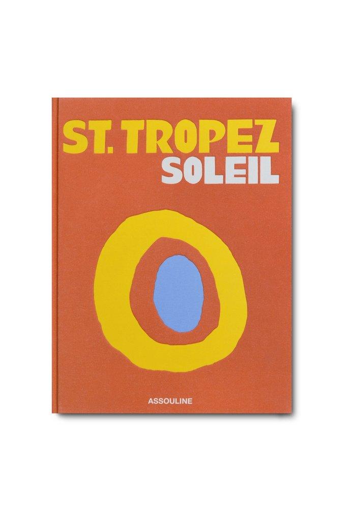 Boek - St. Tropez Soleil